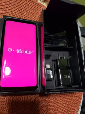Samsung Galaxy S9+ plus- factory Unlocked, like new Condition for Sale in Davie, FL