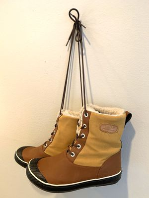 KEEN- Women's Elsa Waterproof Winter Boot 9.5 for Sale in Houston, TX