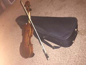 Violin,bow, and case for Sale in Washington, DC