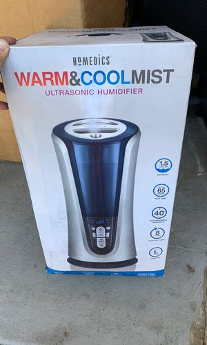 Homedics Ultrasonic Humidifier for Sale in Westminster, CA