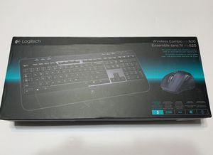 Logitech Wireless Combo MK620 mouse and keyboard for Sale in Jacksonville, FL