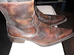 Men's Aldo Leather Boots for Sale in Fort Lauderdale, FL