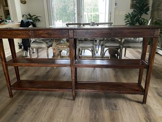 Theodore Alexander Castle Bromwich Console Table for Sale in Allendale,  NJ