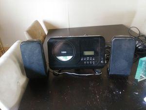 Radio cd player speakers for Sale in Pontiac, MI