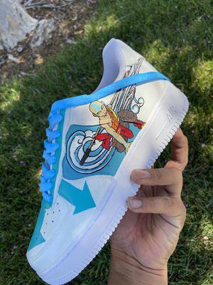 Custom Nike Air Force 1 Not For Sale. Just a sample. for Sale in San Bernardino, CA