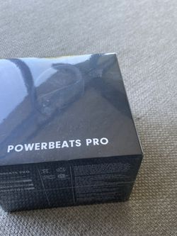 Powerbeats Pro (Black) for Sale in Culver City,  CA