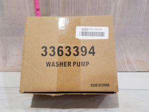 @CHV WASHER MACHINE WATER PUMP KENMORE 3363394 for Sale in Santa Clarita, CA