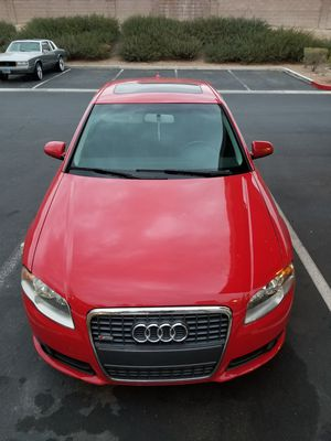 Audi 2008 a4 s line turbo for Sale in North Las Vegas, NV