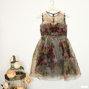 Little Mistress Women's 2 Floral Fit & Flare - for Prom / Wedding / Party / Event / Evening / Formal for Sale in Phoenix, AZ
