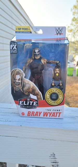 WWE Bray Wyatt Action Figure for Sale in San Antonio, TX
