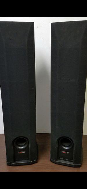 Polk Audio Tower Speakers Model R30 - Very Good Condition ! for Sale in Menifee, CA
