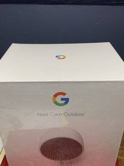 Google Nest Camera - Brand New for Sale in Pittsburgh,  PA