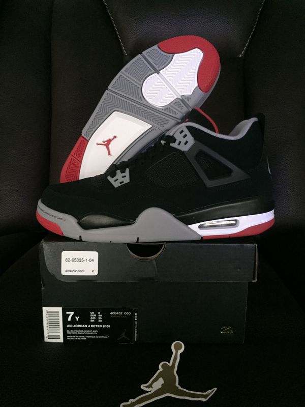Jordan 6 and 4 DEAD STOCK together