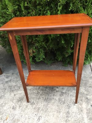 Occasional cherry wood table for Sale in Fort Washington, MD