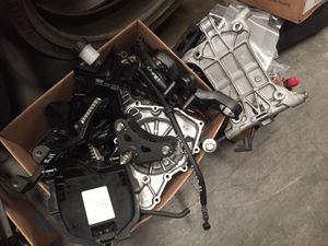 Kawasaki EX400 400 Ninja Motorcycle Parts Muffler Exhaust Cover Switch Brake Caliper Hose Motor Engine for Sale in Houston, TX