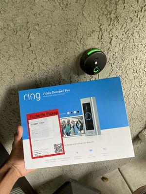 Ring PRO Video Doorbell Generation 3 for Sale in Elk Grove, CA