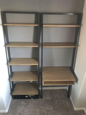 West Elm ladder desk and shelf for Sale in Irvine, CA