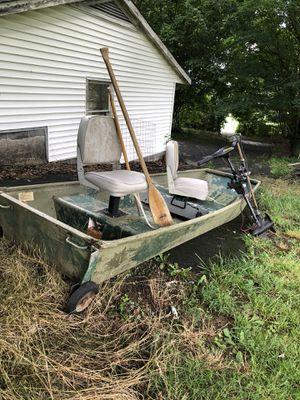 Jon boat for Sale in Staunton, VA