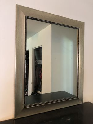 Silver Mainstays Mirror for Sale in Fairview, TN