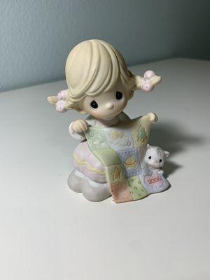 Precious Moments Porcelain Figurine for Sale in Miami, FL