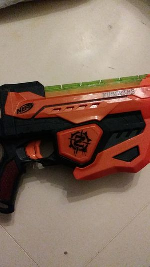 Nerf Fire Zombie Strike Gun for Sale in Wilder, KY