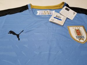 Uruguay puma jersy authentic size xl for Sale in Falls Church, VA