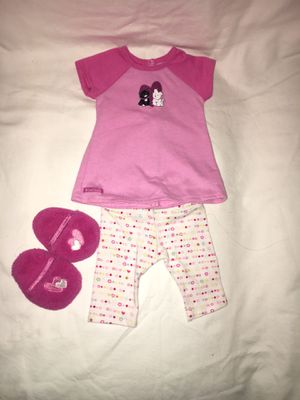 American Girl Doll I Love Pets Pajama Outfit for Sale in Hillsboro, OR