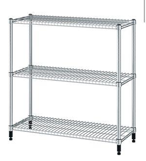 IKEA Omar metal shelving unit for Sale in Seattle, WA