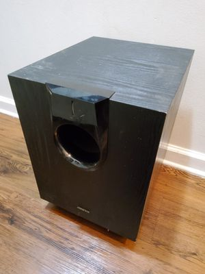 Onkyo powered subwoofer for Sale in Fort Walton Beach, FL