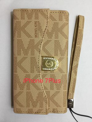 MK iPhone Wallet Cases 7Plus for Sale in Chantilly, VA