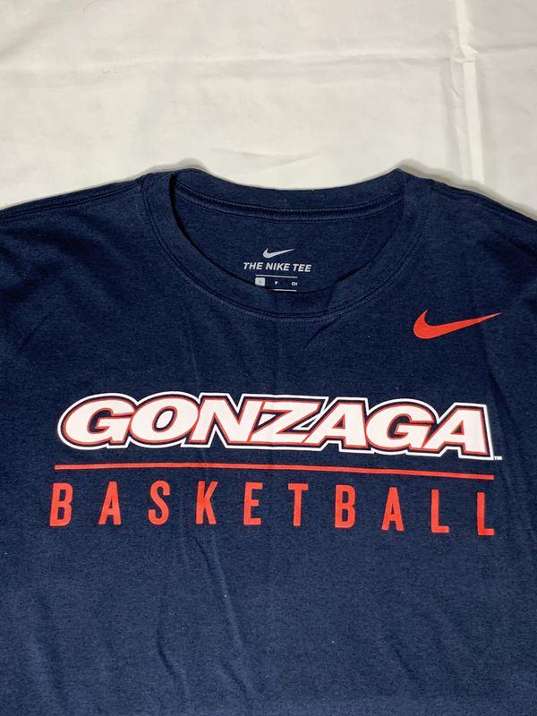 Nike Dri-Fit Gonzaga Basketball Tee