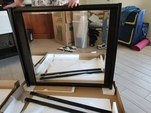 Large Dresser Mirror for Sale in Apple Valley, CA