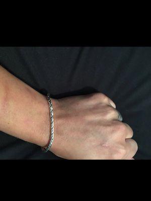 Silver pandora style bracelet ***ON HOLD*** for Sale in Brandon, FL