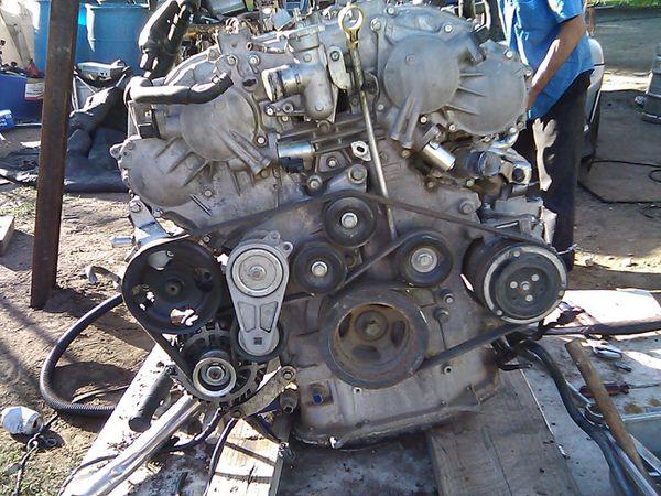 2010 infiniti g37 engine 100,000miles