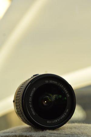 nikon dx vr af-p nikkor 18-55mm for Sale in Ontario, CA