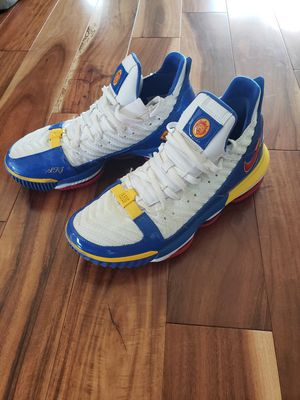 Lebron 16 -size 11 for Sale in Airway Heights, WA