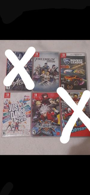 Nintendo switch games to trade ONLY for Sale in Casselberry, FL