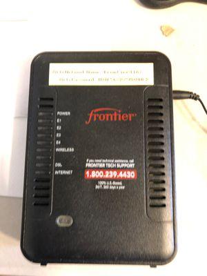 Frontier router netgear for Sale in Bakersfield, CA