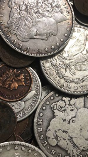 1 Pound Estate Coins (All USA 🇺🇸 pre 1964) for Sale in Boca Raton, FL