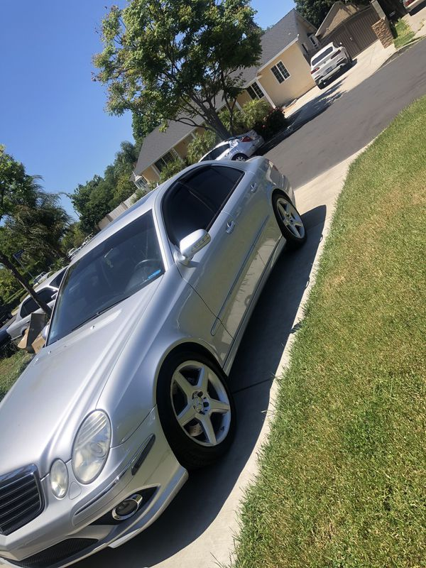 2008 Mercedes E350 AMG Package