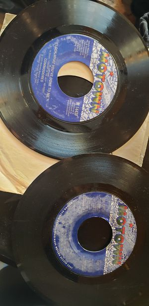 Motows 45s Vinyl record for Sale in Rancho Cucamonga, CA