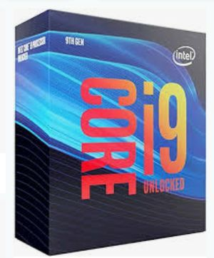 Intel core i9 9900k unlocked cpu - 8 cores, 16 threads for Sale in Los Angeles, CA