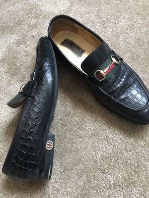 Gucci shoes size 11 for men 44 , good condition for Sale in Boston, MA