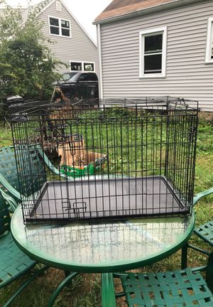 Large dog crate for Sale in Newington, CT