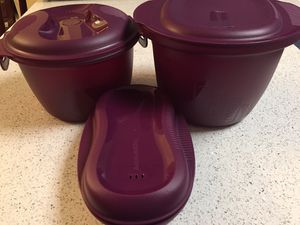 New Tupperware Set for Sale in Austin, TX