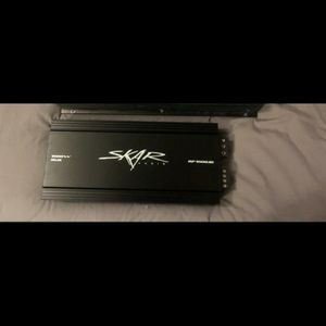 Skar Audio RP 1500.1 Amplifier for Sale in Springfield, OH