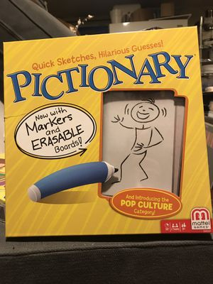 Pictionary for Kids Game for Sale in Springfield, VA