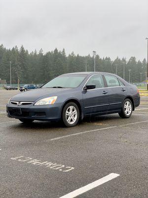 2006 Honda Accord for Sale in Lakewood, WA