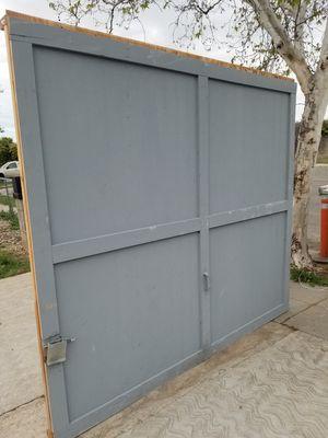Garage door for sale for Sale in Fresno, CA