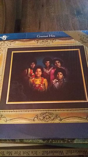 Jackson 5 greatest Hits Motown classic vinyl record original for Sale in Modesto, CA